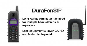 Introducing the DuraFon-SIP Cordless Phone System