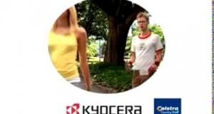 Kyocera Cell Phone Ad Vacuum Geoff Rieck Reel
