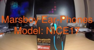 Marsboy Wireless Ear Phone Model: NICE17