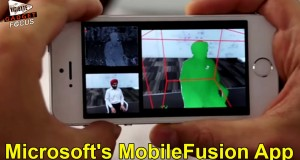 Microsoft's MobileFusion App Turns Your Mobile into 3D Scanner