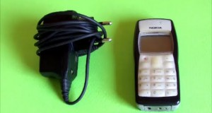 Mobile phone – Nokia 1100 / Review
