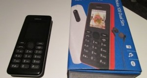 Nokia 108 Dual Sim Mobile Phone Cell Phone Review, New Nokia 2014