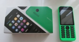 Nokia 215 Dual SIM Mobile Phone Cell Phone Review, New Nokia 2015.