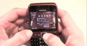 Nokia E63-2 Cell Phone Review