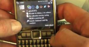 Nokia E71 Cell Phone Review