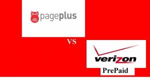 PagePlus vs Verizon Prepaid Cell Service