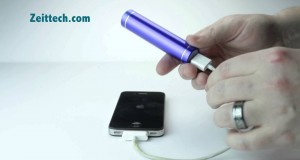 Portable iPhone battery charger, cell phone battery pack – Zeittech Portable Power Bank Review