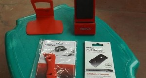 Riona  A4S Red+  (Mobile Accessories Combo Set ) – Unboxing & Hands On  #VeryUseful