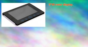 Safebao 9tft Wireless Video Door Phone 1v2 Doorbell with Two