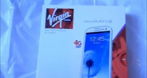 Samsung Galaxy S3 – Virgin Mobile (Unboxing) Prepaid No Contract