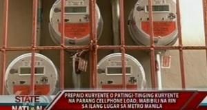 SONA: Prepaid kuryente na parang cellphone load, mabibili na rin sa ilang lugar sa Metro Manila