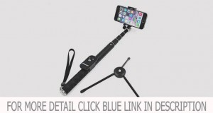 SunSmart Multifunctional Wireless Mobile Phone Camera Self-portrait Monopod Self Deal