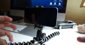 Test JOBY Handy Halter Stativ – Mobile Phone attachment tripod