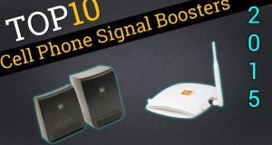 Top 10 Cell Phone Signal Boosters 2015 | The Best Cell Phone Signal Boosters