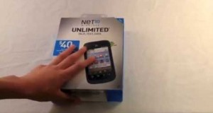 Tracfone ZTE Valet Net10 Wireless Phone Unboxing!