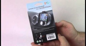 Unboxing the QuGi Air Vent Mount Cell Phone Holder