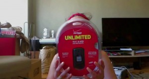 Unboxing Verizon Samsung Gusto 2 Prepaid Cell Phone