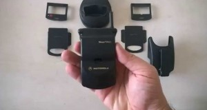 VINTAGE CELL PHONE MOTOROLA STARTAC AND ACCESSORIES EMATUBE COLLECTION – 17/08/2014