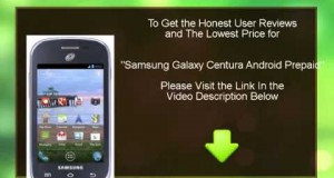 When Samsung Galaxy Centura Android Prepaid Phone (Net10) you would like