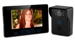 Wireless Video Door Phone – CVAEE-J108