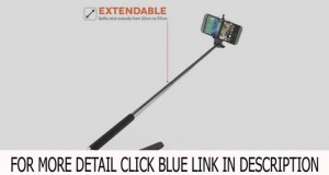 Yousave Accessories Selfie Stick – Handheld Telescopic Monopod With Mobile Phone Best