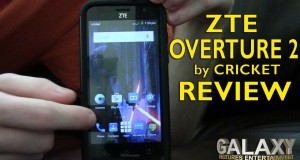 ZTE Overture 2 – Phone Review (Cricket Wireless)